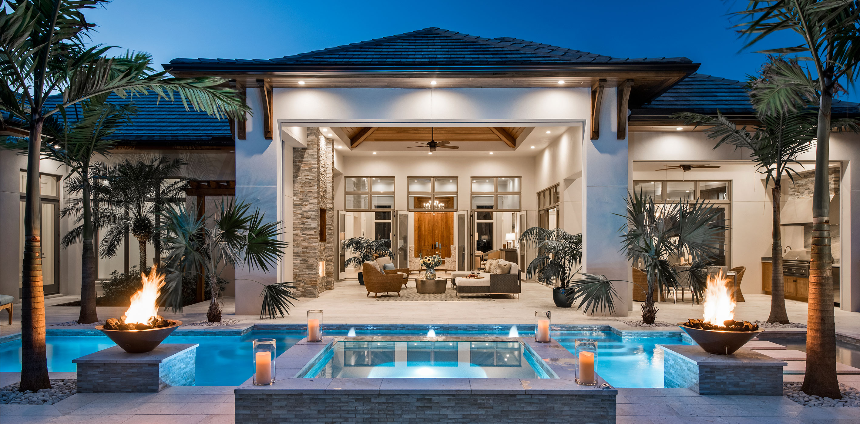 FLORIDA DESIGN MAGAZINE: Creating Coastal Elegance